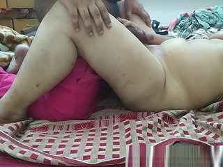 Indian couple fuck on good terms